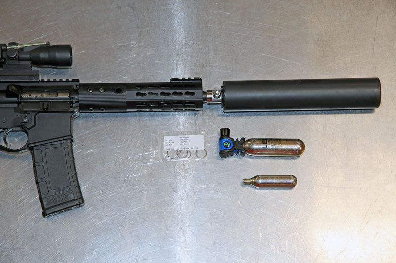 The PopStop – An Innovative Solution to a More Silent Suppressor