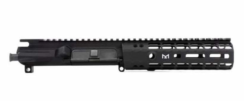 Aero Precision M4E1 Enhanced Upper Receiver and M-LOK Handguard Combo Gen 2 - Anodized Black
