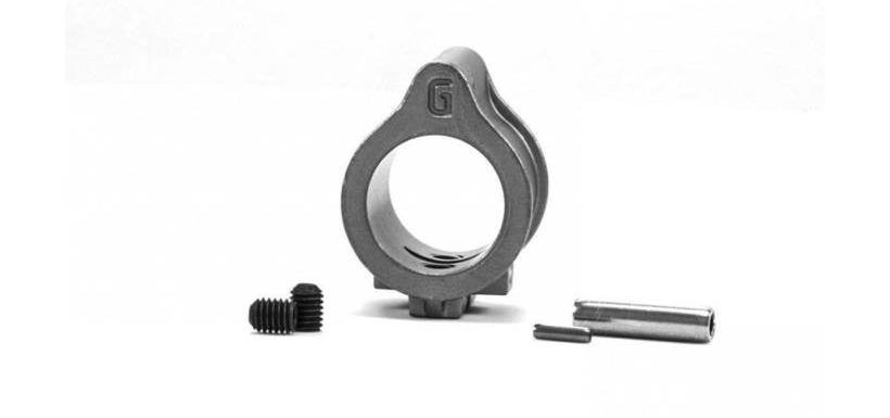 Geissele Low Profile Super Gas Block (SGB) - Stainless Steel - MSRP - $59.00