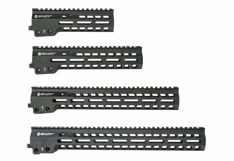 Geissele Super Modular Rail MK14 M-LOK Handguard - MSRP - $250.00