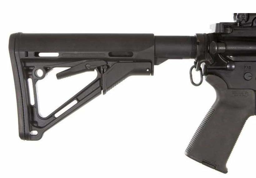 Magpul CTR® CARBINE STOCK – MIL-SPEC - BLACK - MSRP - $59.95