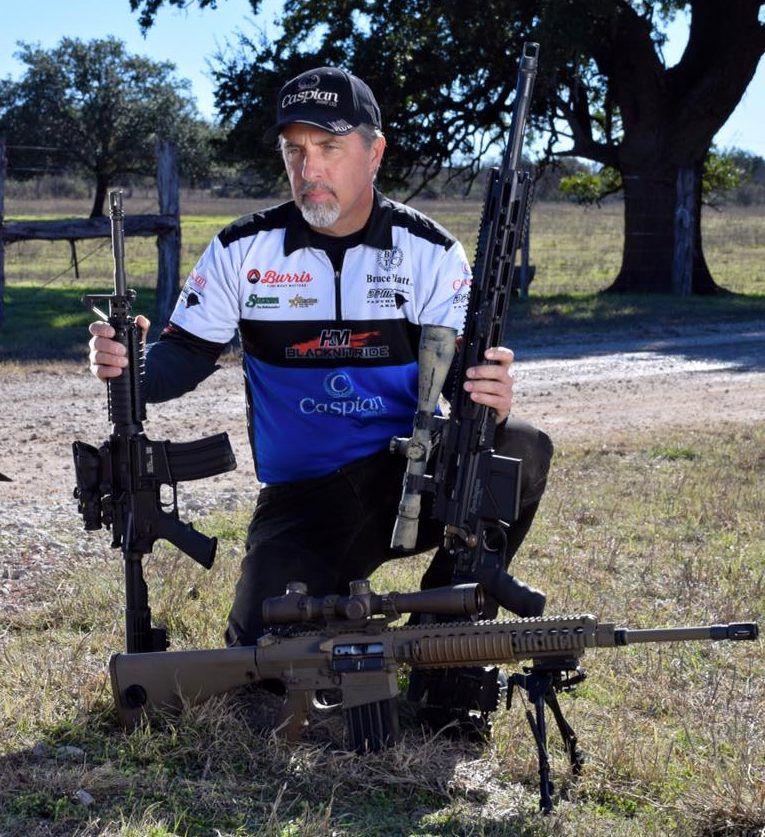 Bruce Piatt talks 3-Gun Ready AR-15 Builds.