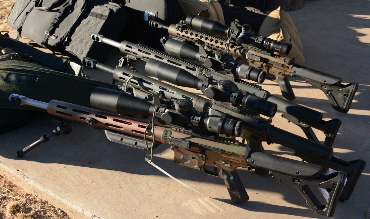 JP rifles at the range. John Paul talks to ARBuildJunkies about the best AR-15 Upgrades