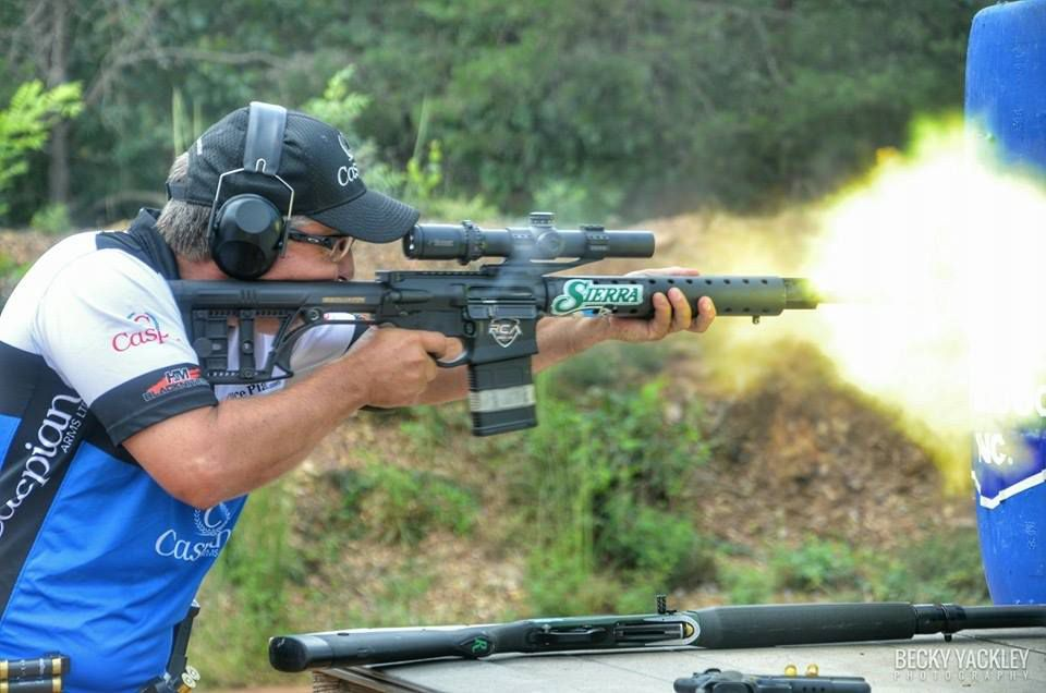 3-Gun Ready AR-15 Builds with NRA World Champion Bruce Piatt