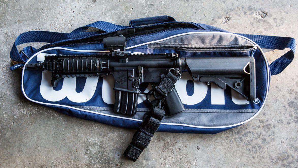 Trunk Gun - Is an AR Pistol  Ideal?