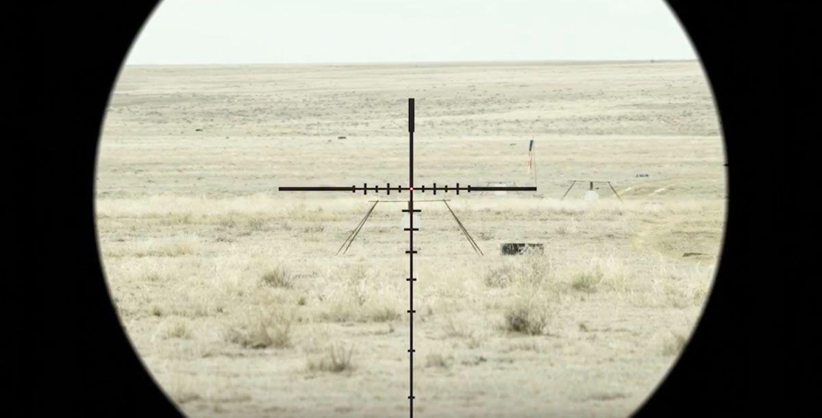 Bruce prefers the BDC reticle in optics for his 3-Gun Ready AR-15s.