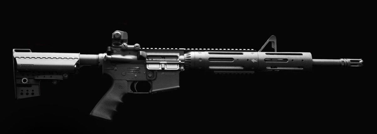 this is an older JP rifle that could work as a home defense carbine.