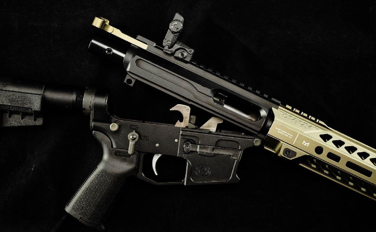 9mm AR Carbine