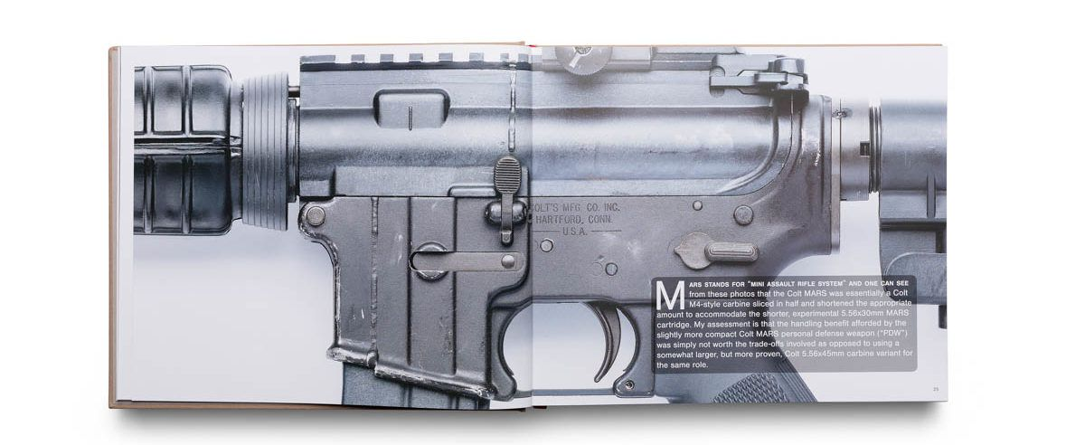 Sample page from Vickers Guide: AR-15 Volume 2