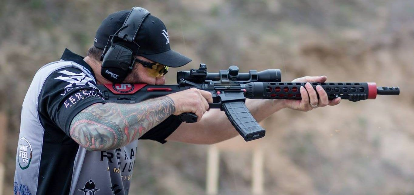 Competition AR-15 Basics with Josh Froelich