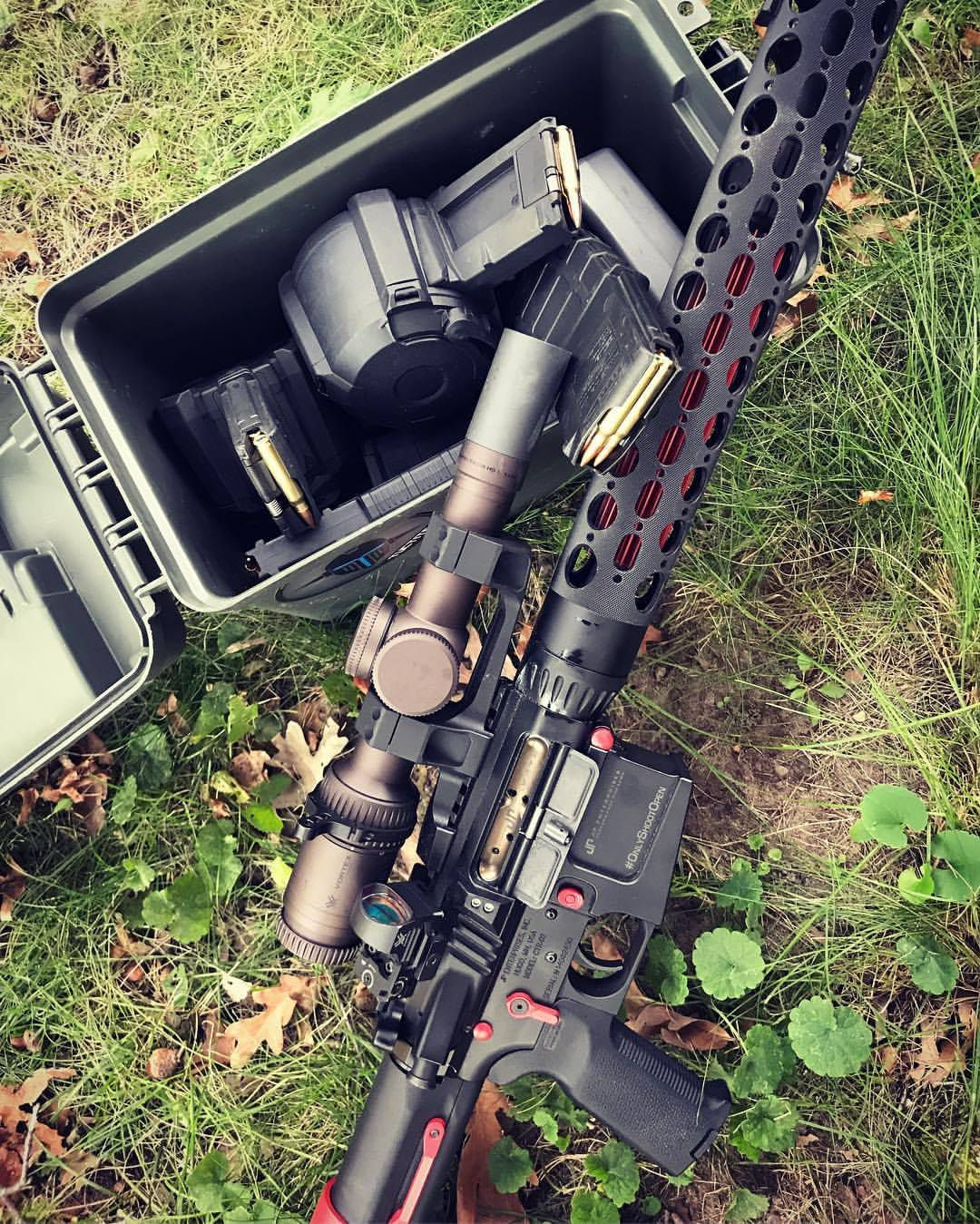 Competition AR-15 with Josh Froelich