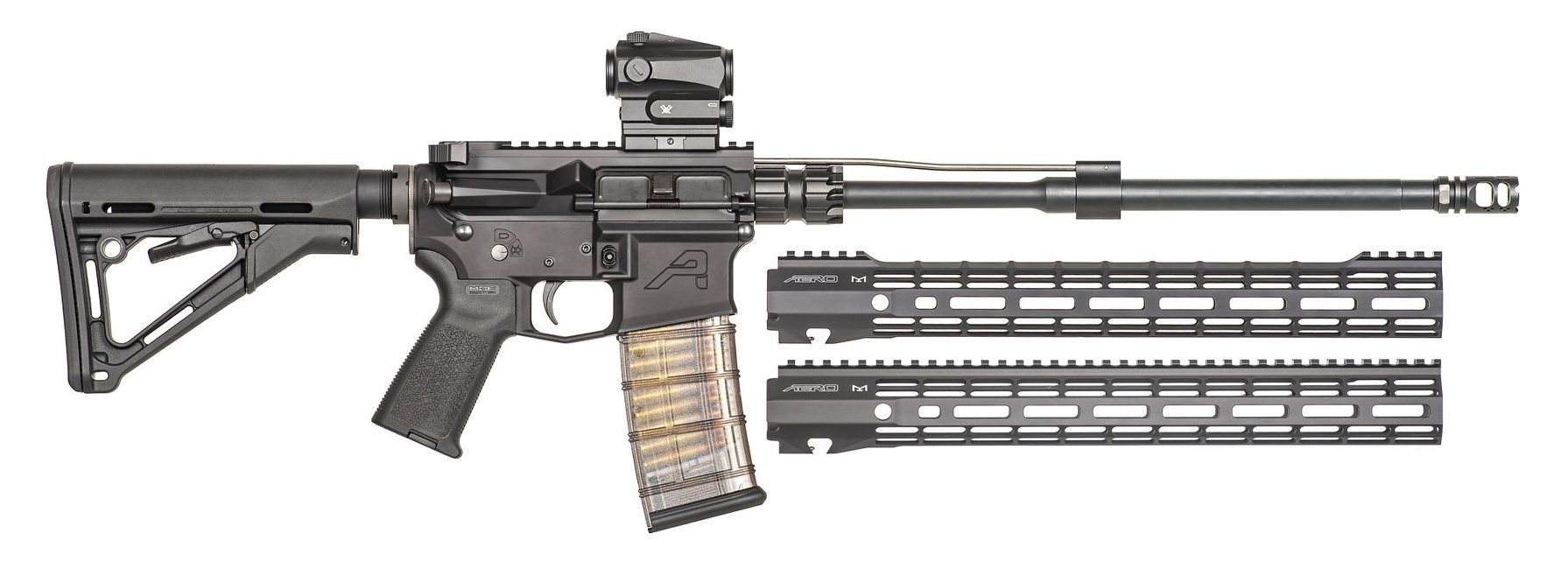 Aero Precision ATLAS Handguard Overview