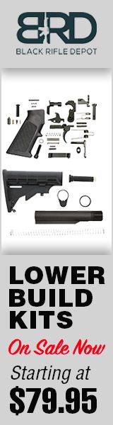 AR-15 Lower Build Kits