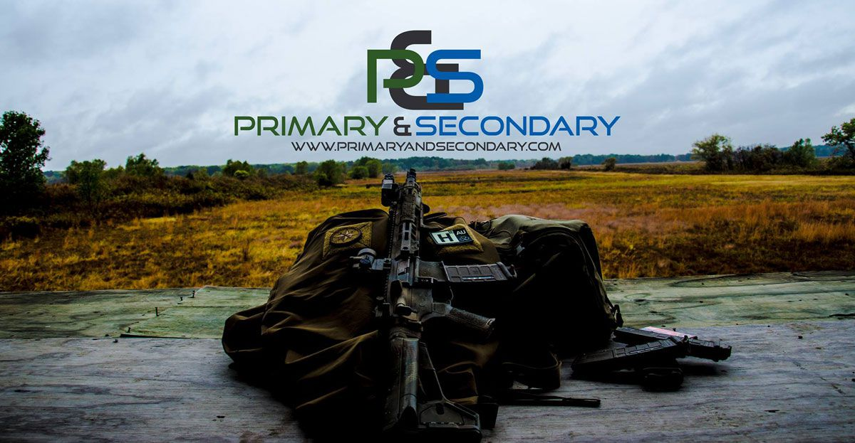 Primary & Secondary - A Conversation with Matt Landfair