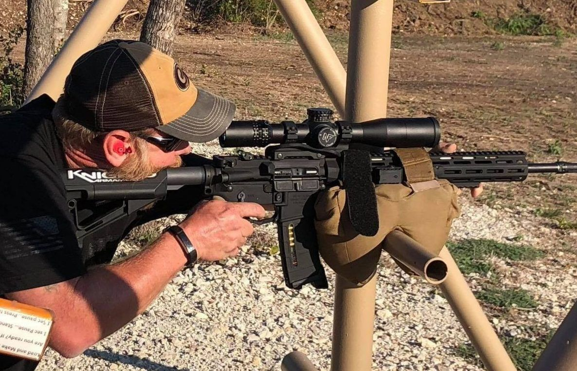 Ash Hess on Marksmanship  and Choosing the Right AR