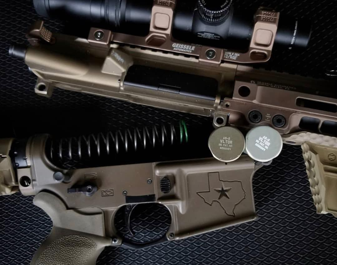 Choosing The Right Buffer For Your Ar 15 Ar Build Junkie