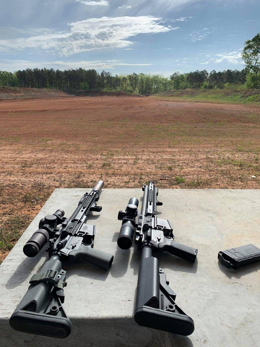 precision rifle shooting adam pini