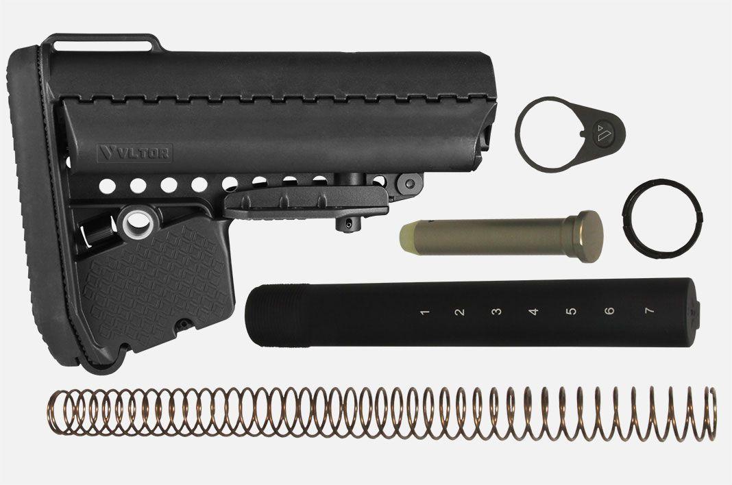 VLTOR A5 Buffer System
