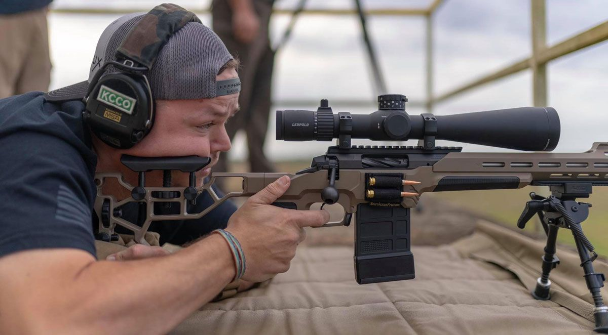 Beginner's Precision Rifle Shooting with Adam Pini