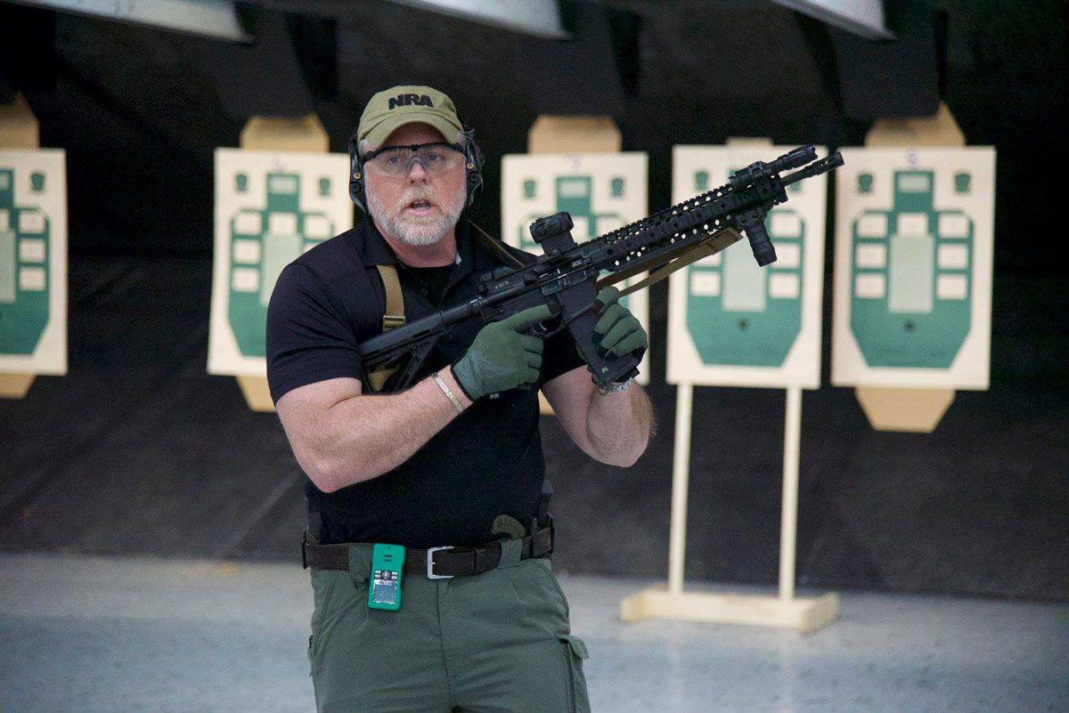 gun training green ops