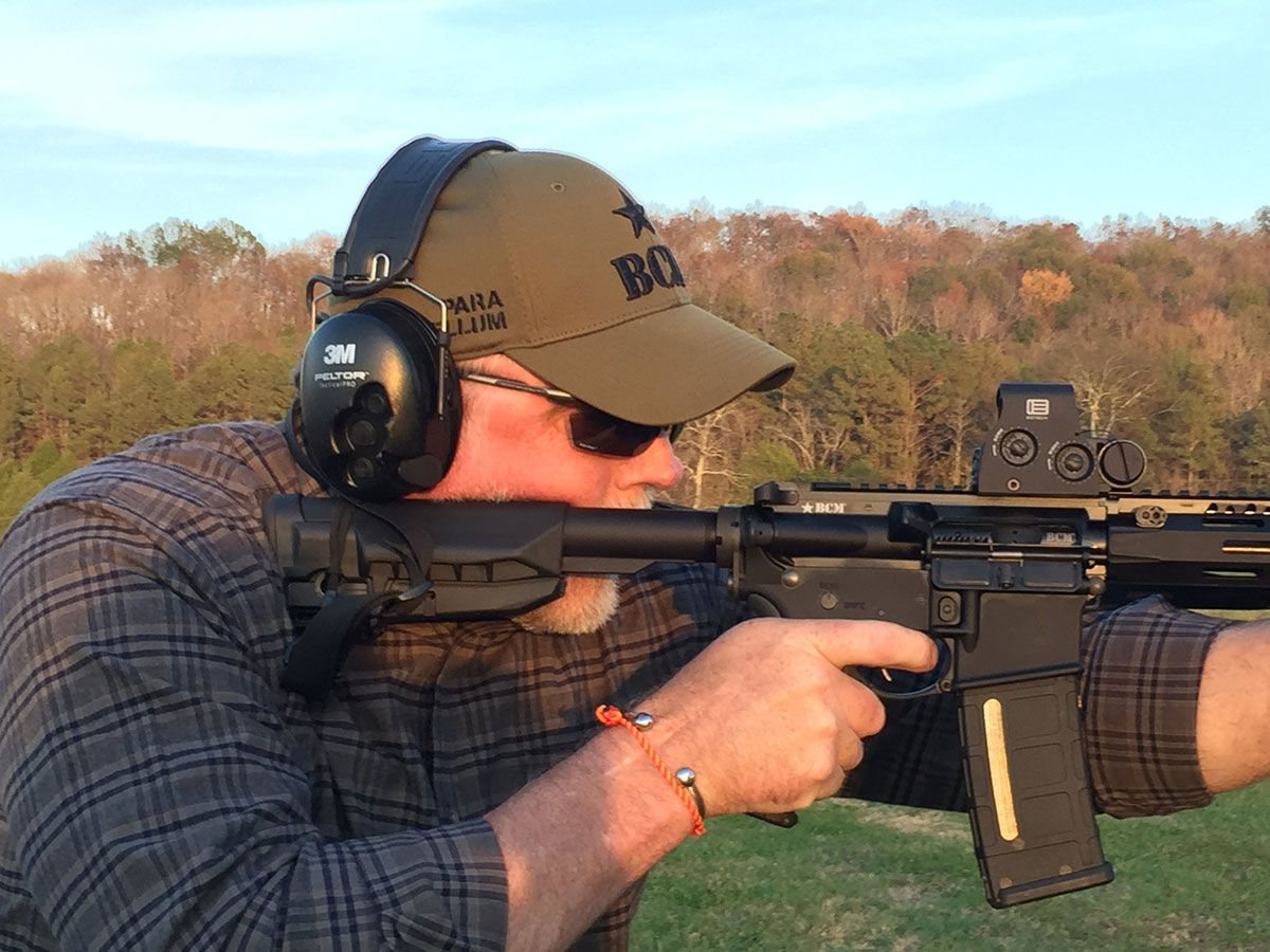 Gun Training - AR-15 Basics with Mike Green of Green Ops