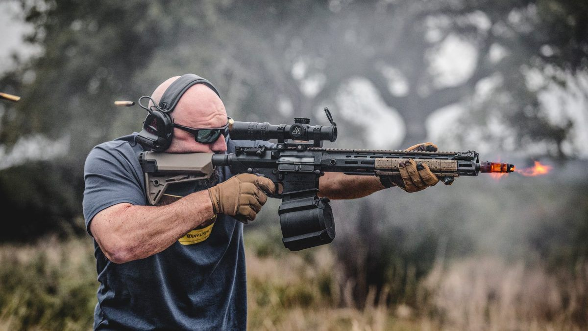 State of the AR - A Q&A with Duane Liptak of Magpul