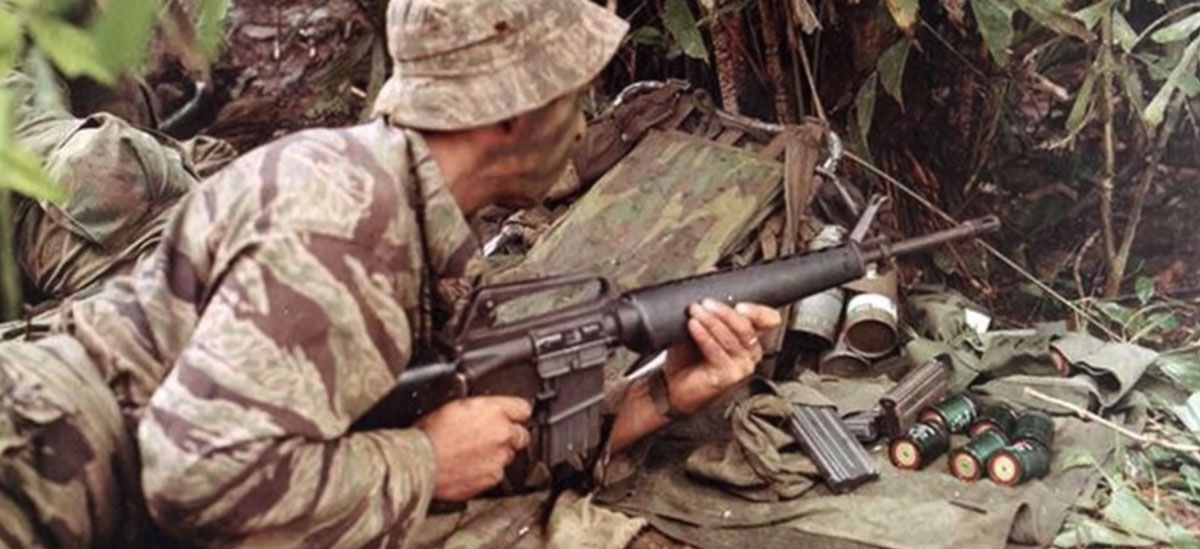 M16 in Vietnam - An Interview with Chris Bartocci