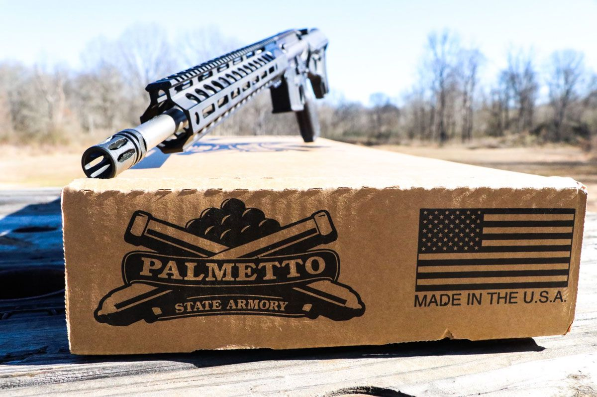 Palmetto State Armory – The Story So Far…