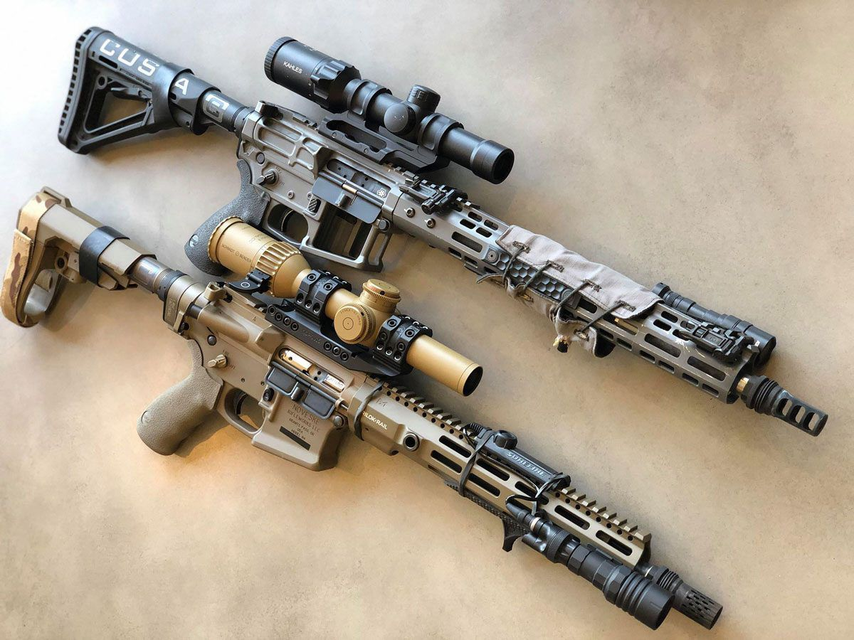 best AR-15 scopes
