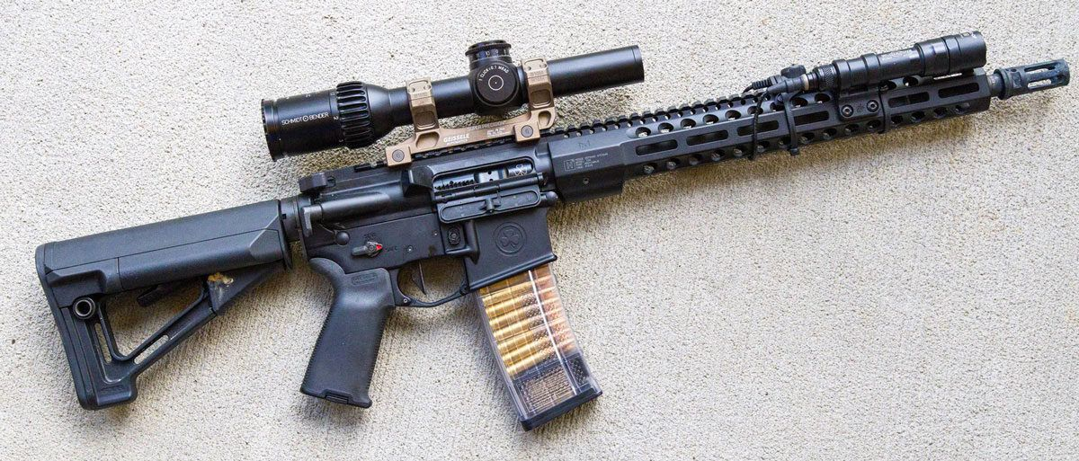 Downloading AR-15 Magazines