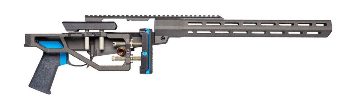 Q Side Chick Chassis and an Update on 8.6 Creedmoor