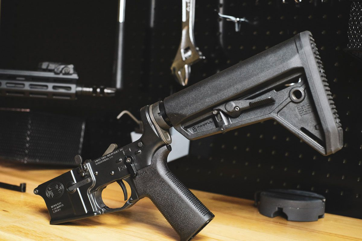 Common Questions about AR Lower Receivers - School of the American Rifle