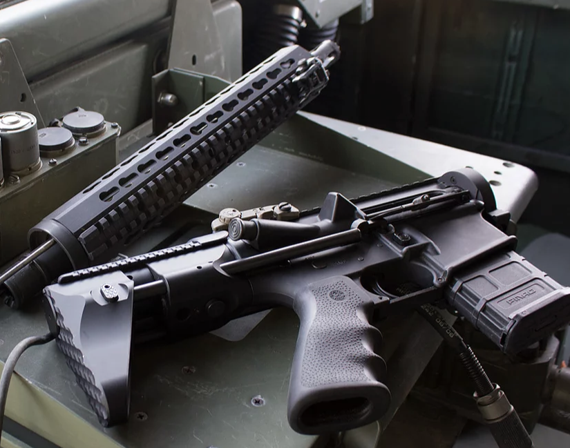 Pantheon Arms Dolos System - Building a Takedown AR