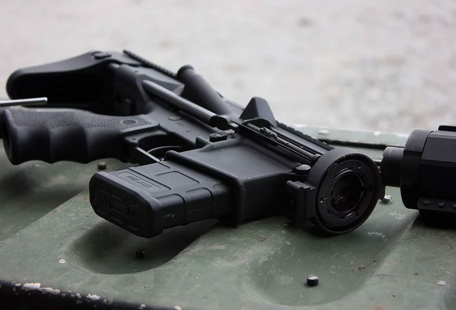 Pantheon Arms Dolos System