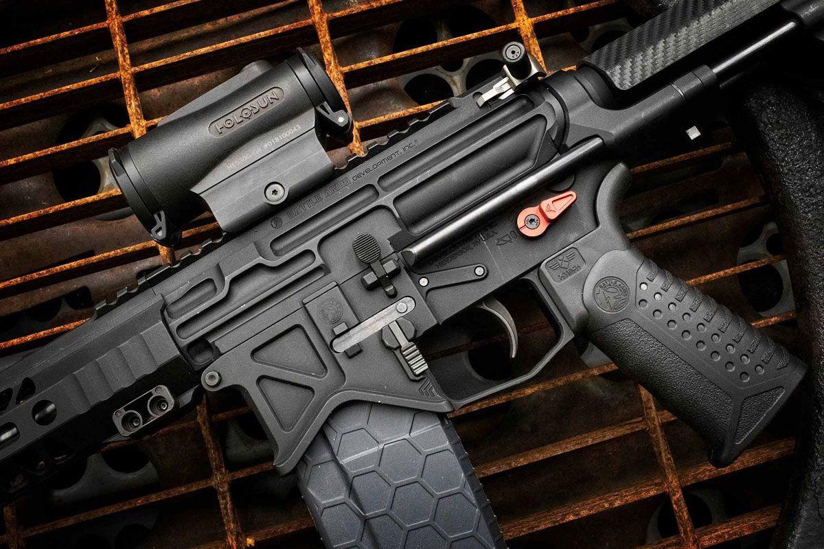 Battle Arms Development - A Decade of AR Innovation