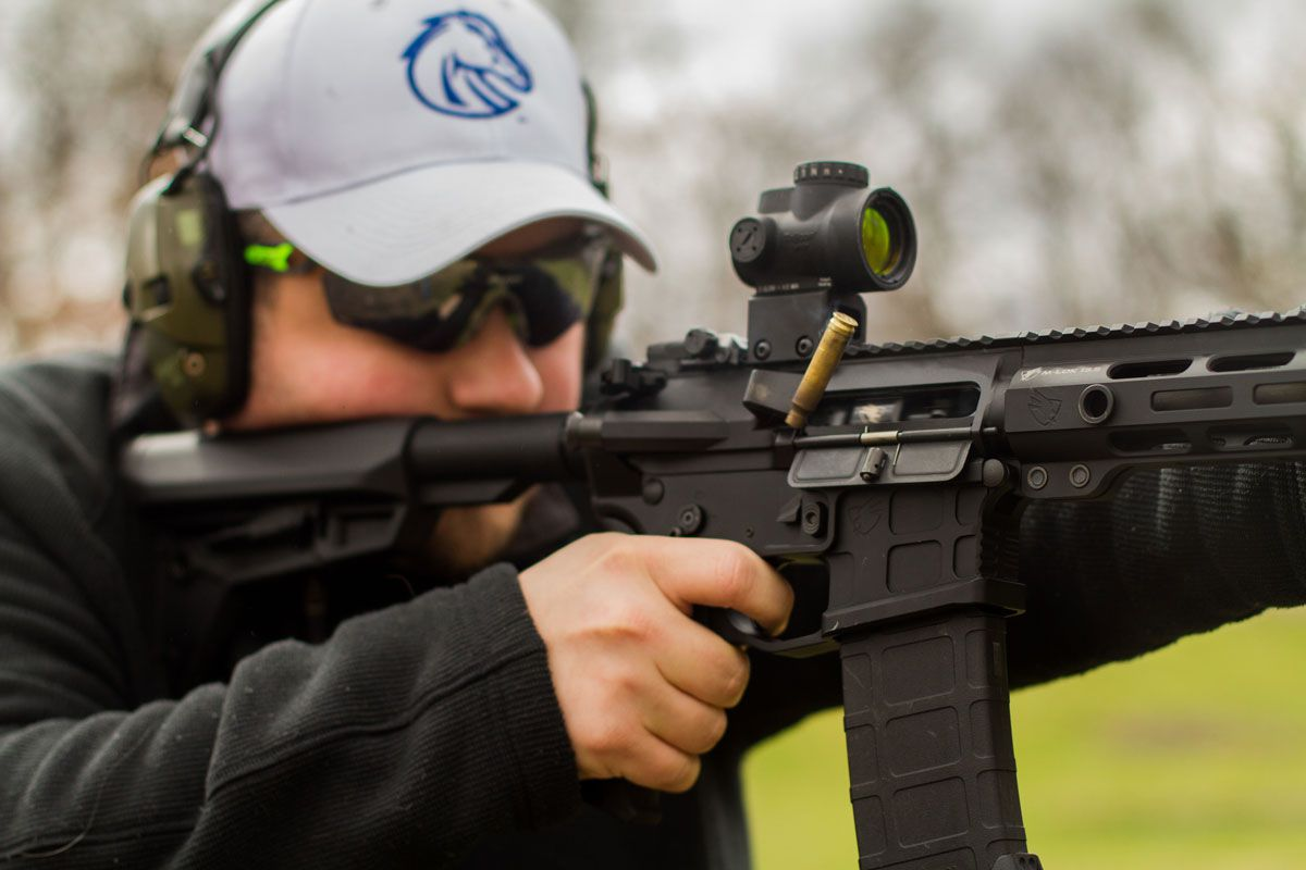 Practically Tactical - Personal Protection and the AR-15