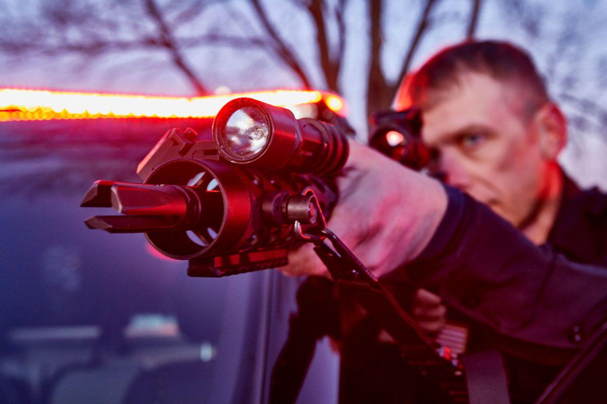 JP Enterprises - Law Enforcement Agency JP Rifles