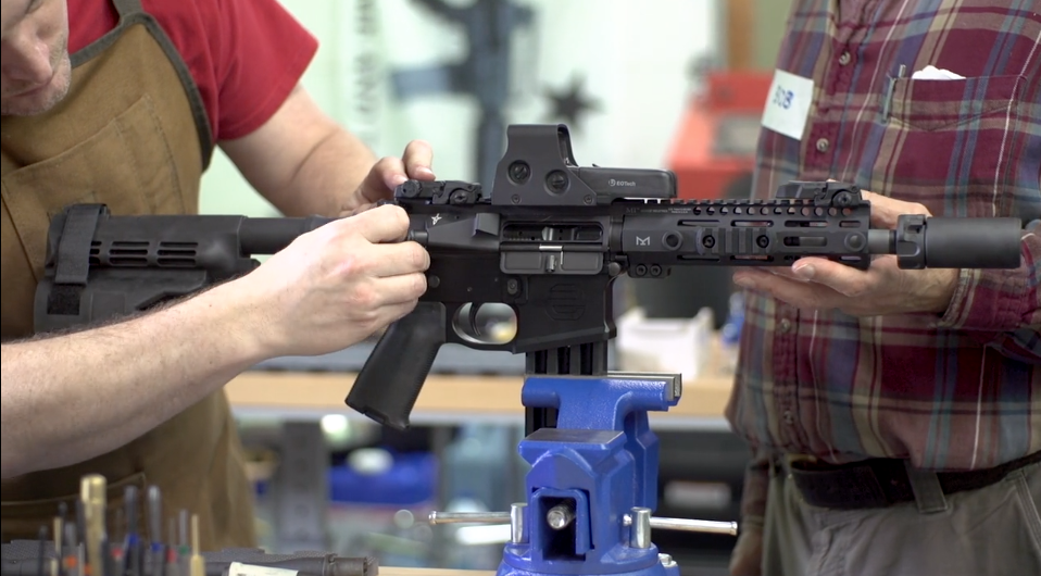 School of the American Rifle - AR Builder's Q&A Part 1