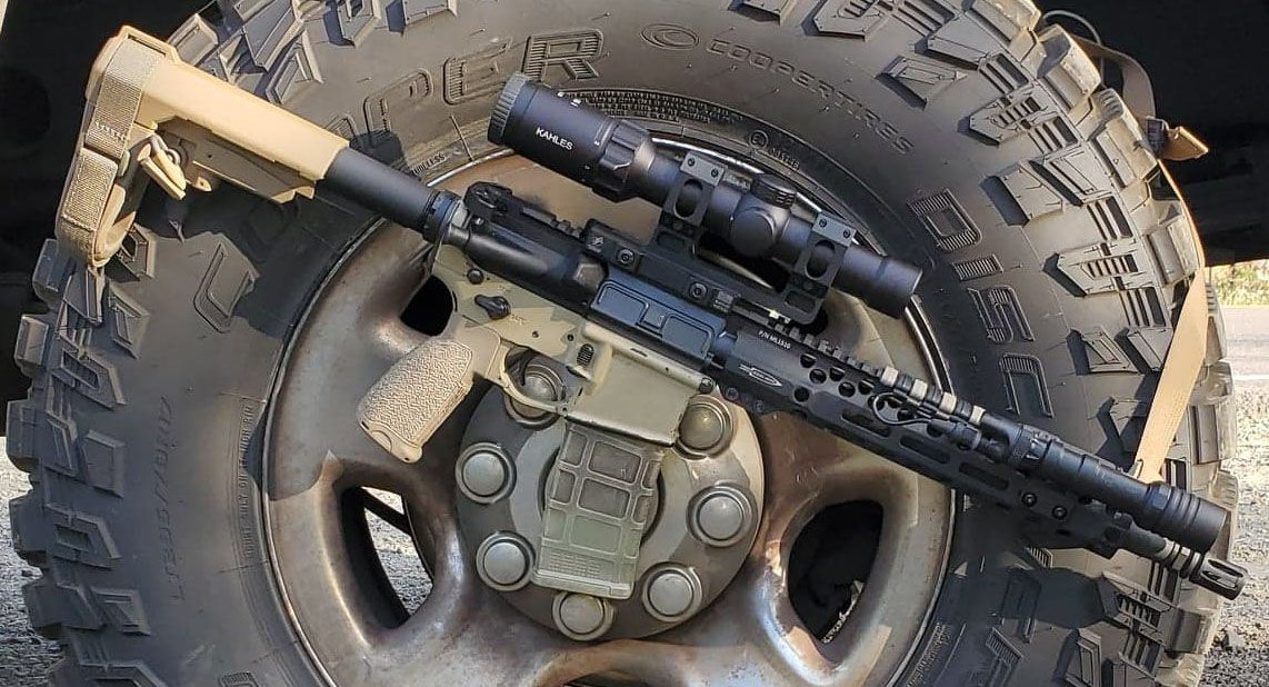 Centurion Arms - Hammer Forged Barrels and Gas Blocks