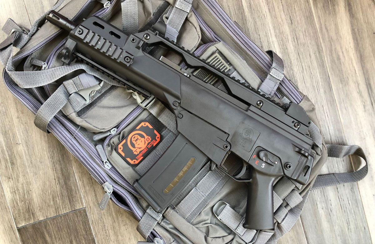 Tommy Built Tactical & the Resurrection of the G36