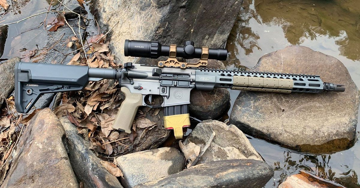 Badger Ordnance Condition One Scope Modular Mount - A Q&A