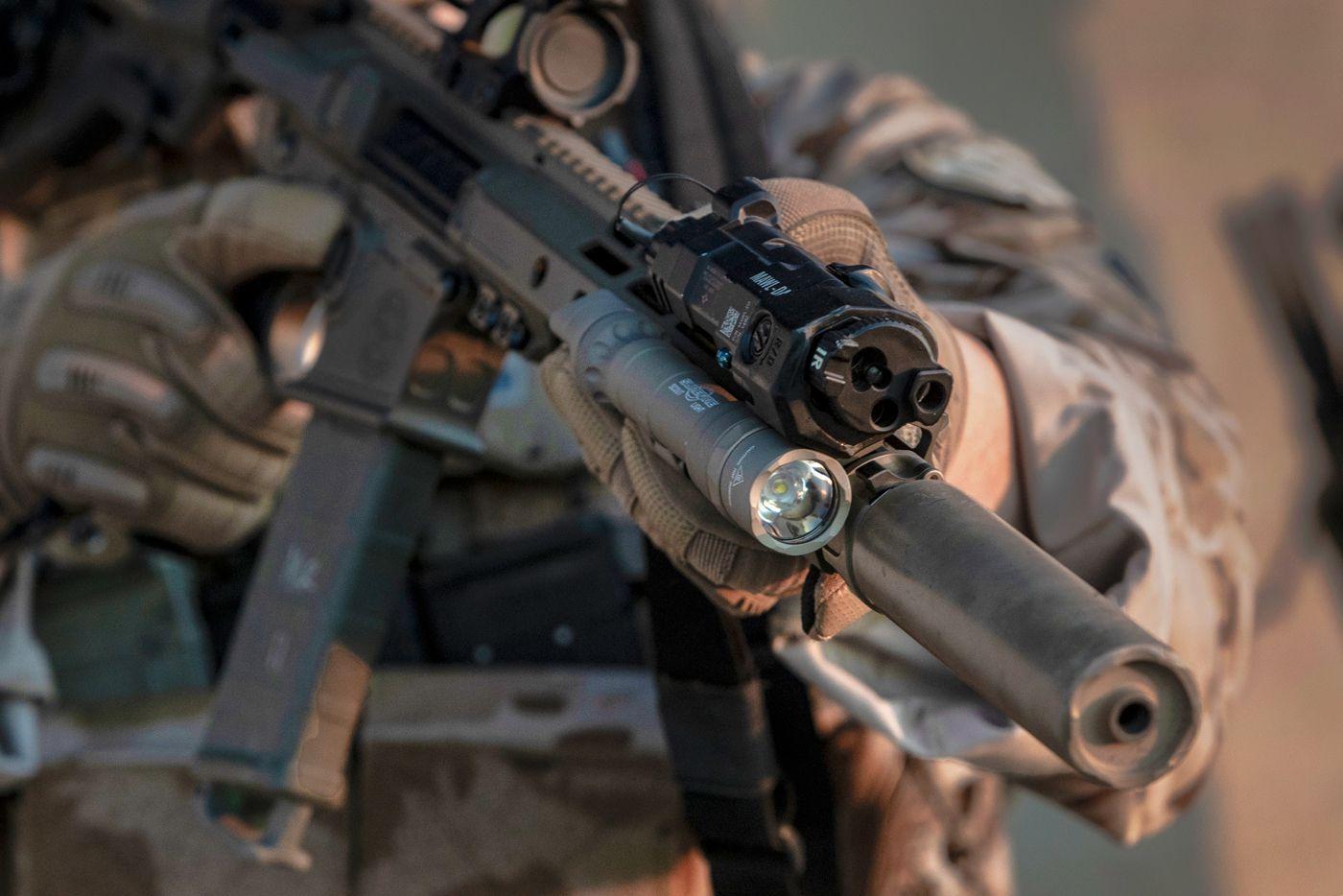 SureFire Launches Scout Light® Pro Weapon Light