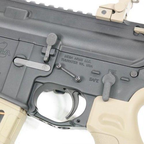 Anti-Rotation Trigger Pins