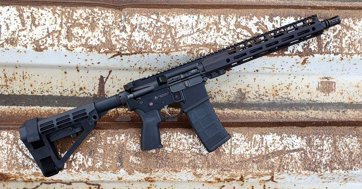 Building a Better AR-15 with Trajectory Arms