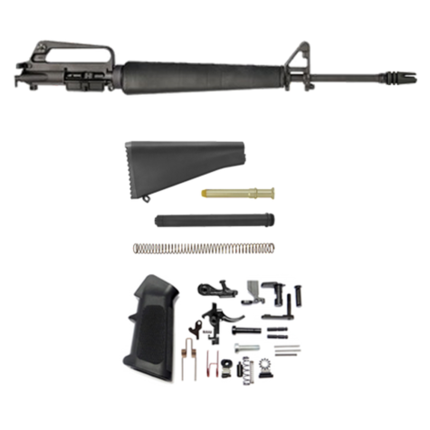 M16A1 Retro Complete Rifle Build Kit
