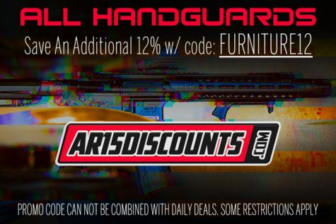 12% off Handguards – AR15Discounts.com