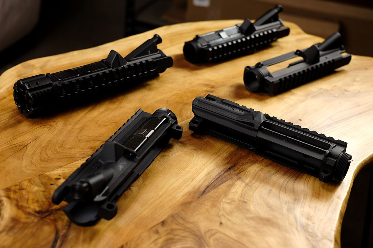 Best AR-15 Upper Receivers - What to Look For