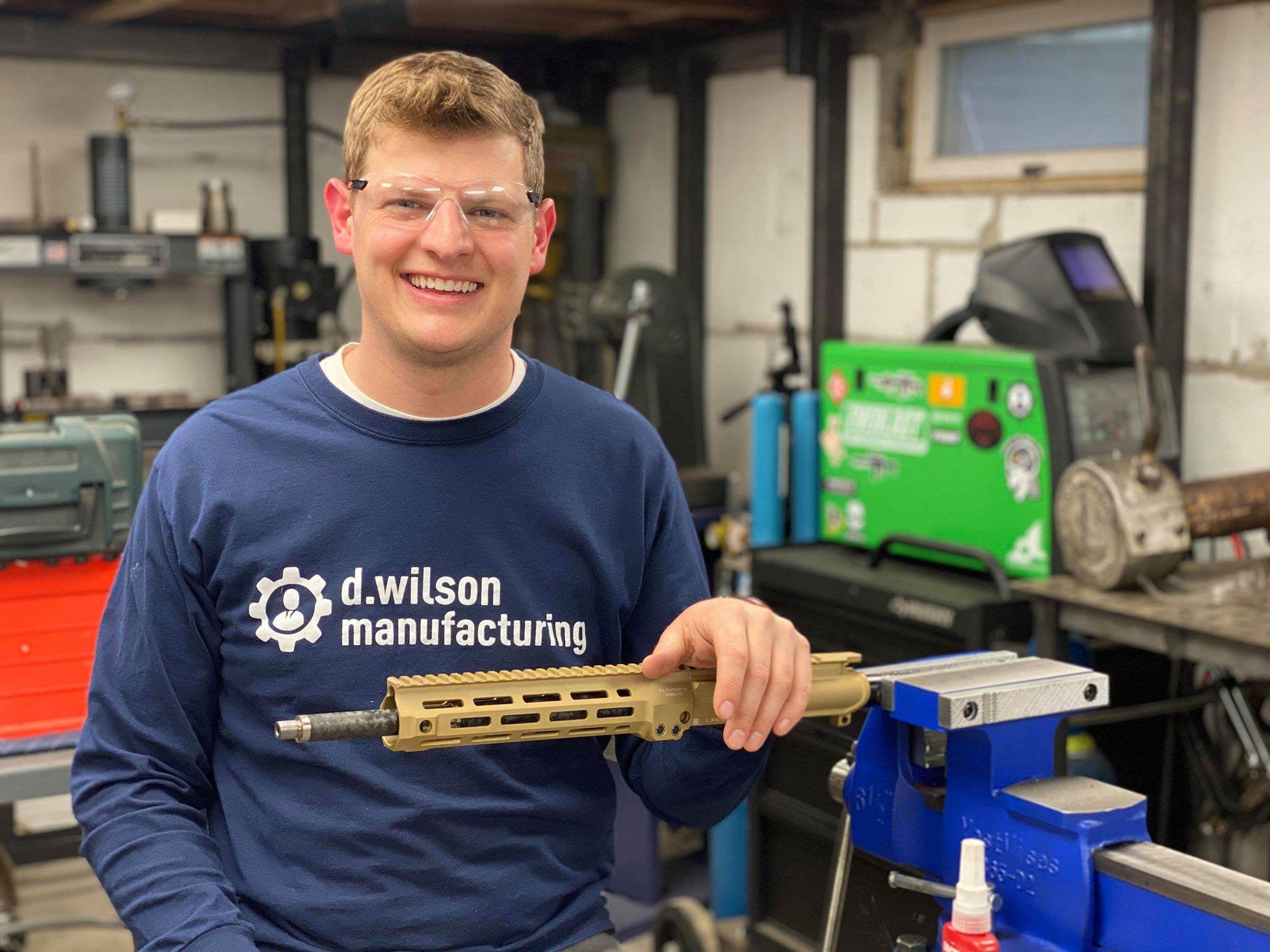 D. Wilson Manufacturing -  A Q&A with Dave Wilson