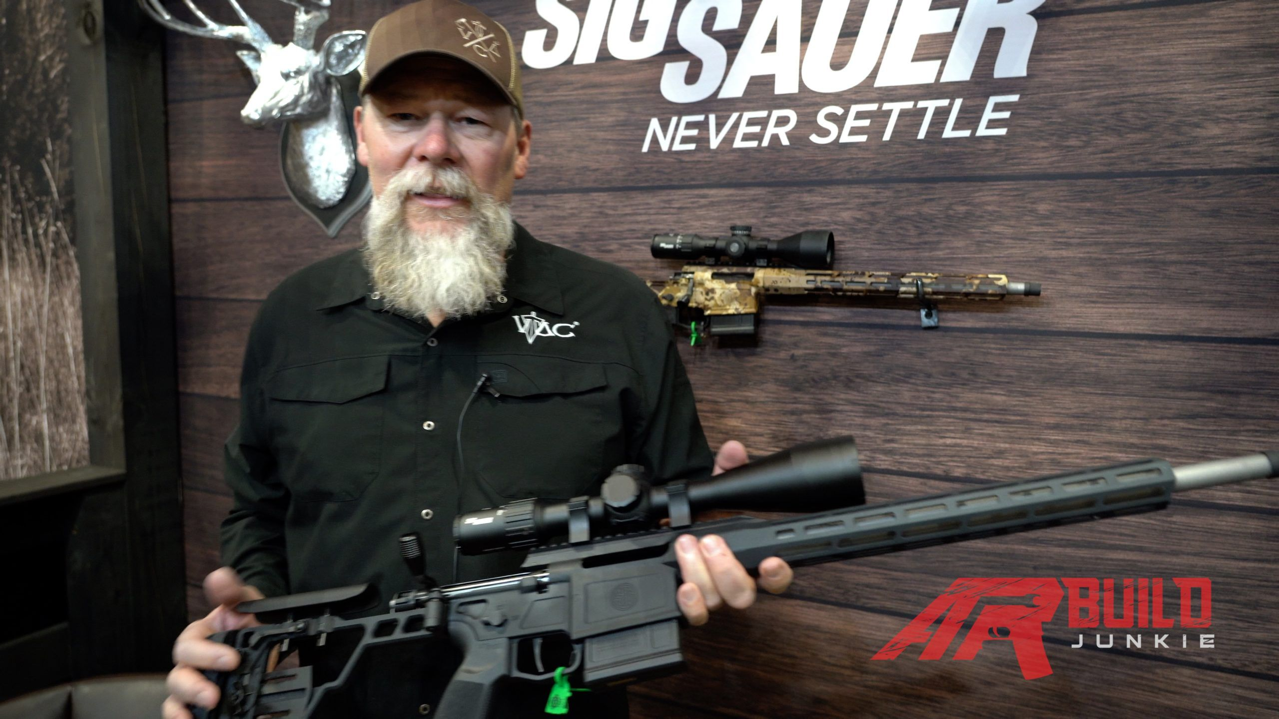 Sig CROSS Overview with Kyle Lamb and Details on .277 Fury