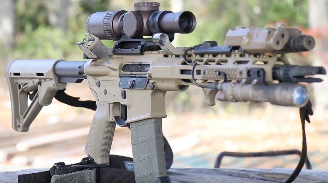 AR-15 Ownership